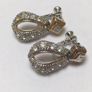 Vintage Glamour Earrings